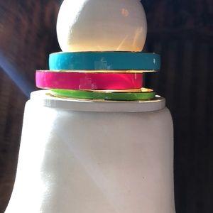 JCrew triple threats bracelets (3)